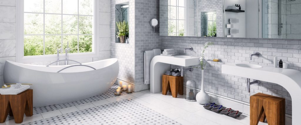luxury bathroom installation cornwall wet room