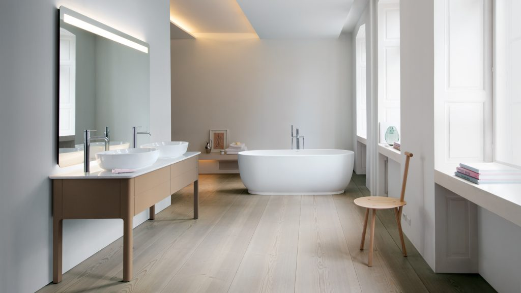 luxury bathroom installations